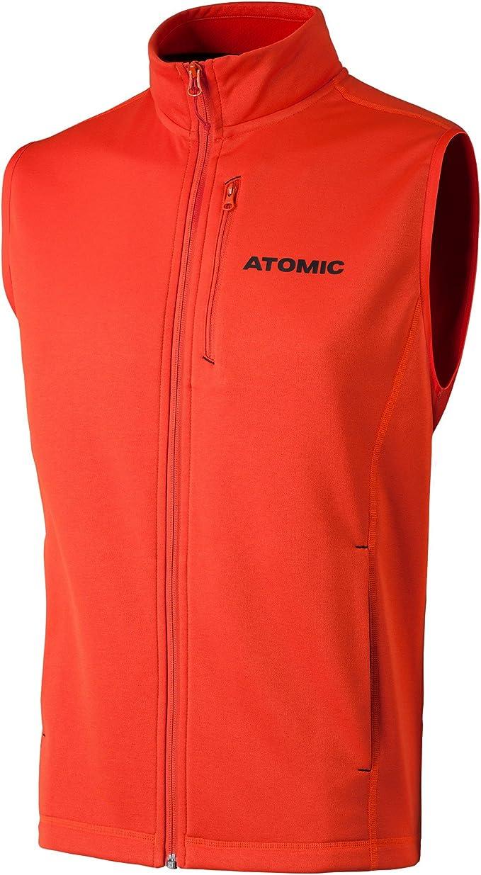 Gilet Uomo ATOMIC Alps Fleece