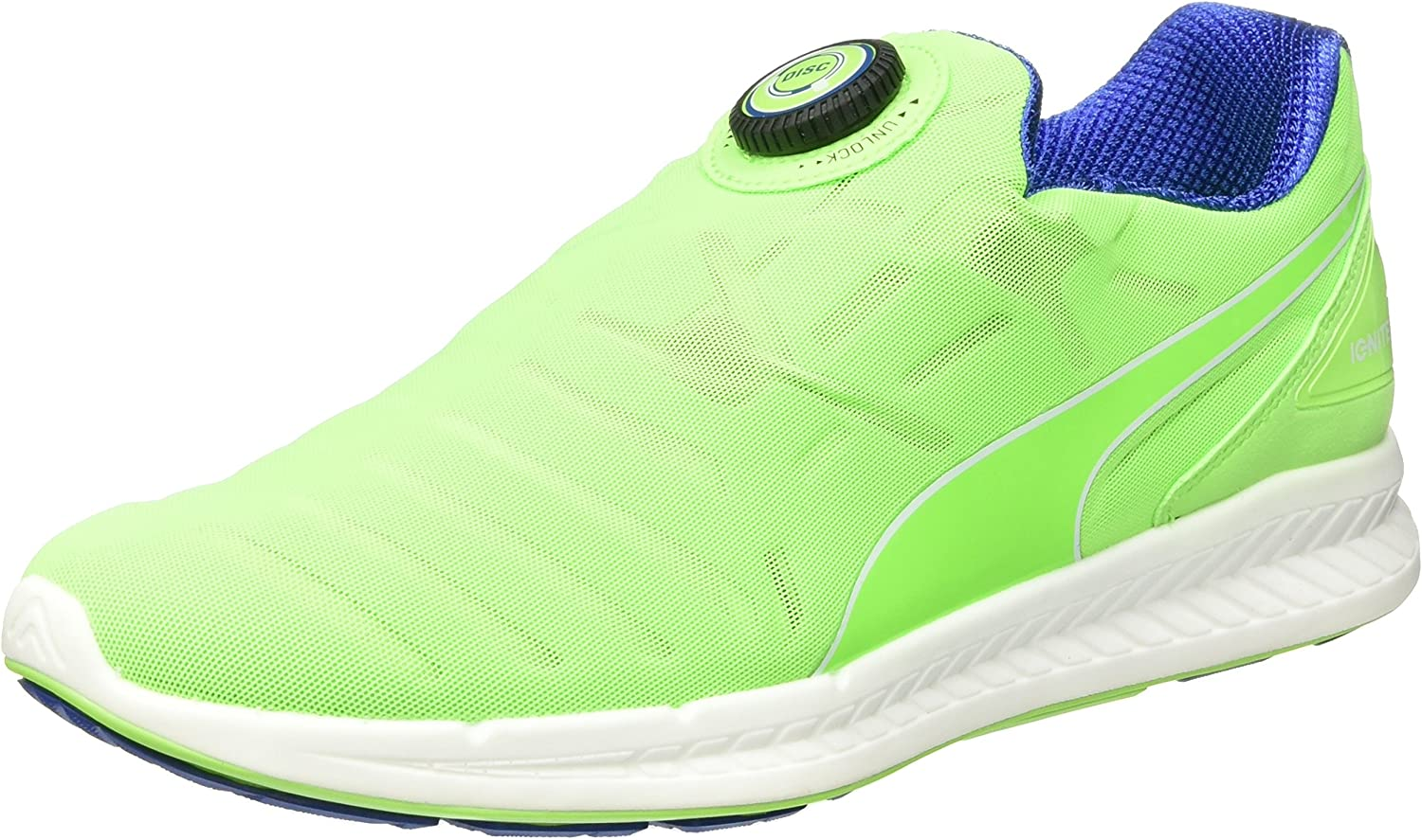 Chaussures PUMA Ignite Disc Chaussures de Course Homme Chaussures ...