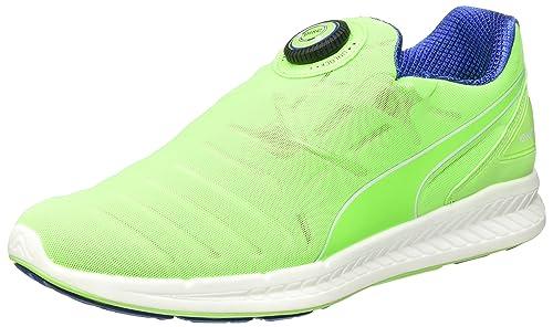 Malabares italiano Mascotas  Buy Puma Men's Ignite Disc Green Running Shoes-13 UK (48 EU) (14 ...