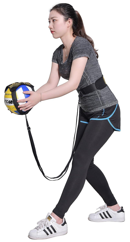 Amazon.com: Equipo de entrenamiento de voleibol, práctica ...