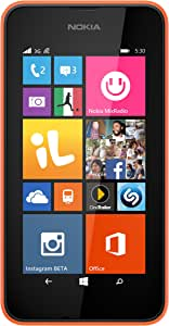 Nokia Lumia 530 - Smartphone libre Android (pantalla 4