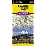 Ecuador and Galapagos Islands (National Geographic Adventure Map, 3403)
