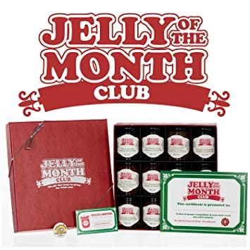 christmas vacation jelly of the month club jam jelly gift box - Jelly Of The Month Club Christmas Vacation