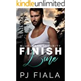 Finish Line, Bluegrass Security Book Two