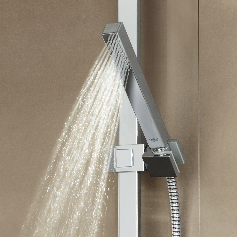 Grohe Euphoria - Sistema de ducha Caño sin flujo ajustable Ref ...