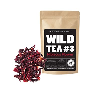 Amazoncom Dried Whole Hibiscus Flowers Naturally Grown Perfect
