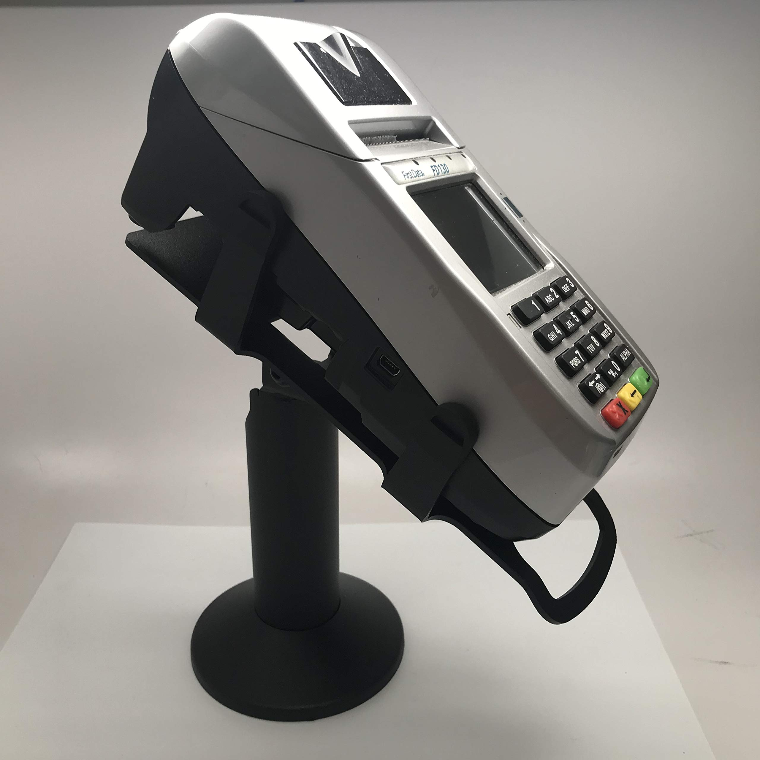 DCCStands FD-130 EMV with Swivel Stand Combo