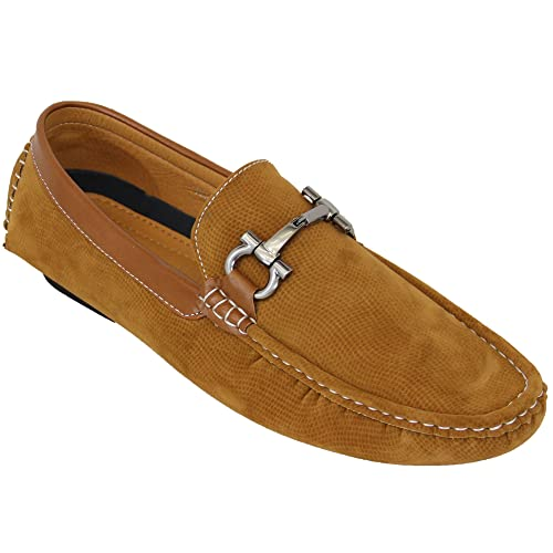 Belide Mens Shoes CCC012 Camel UK 6/EU 40