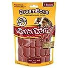 Dreambone Stuffed Twistz, Made With Real Pork, Rawhide Free