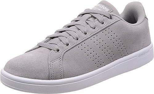 adidas Herren Cloudfoam Advantage Clean Tennisschuhe