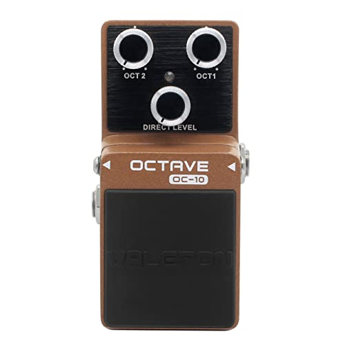 image of VALETON OC-10 - one of the best octave pedals