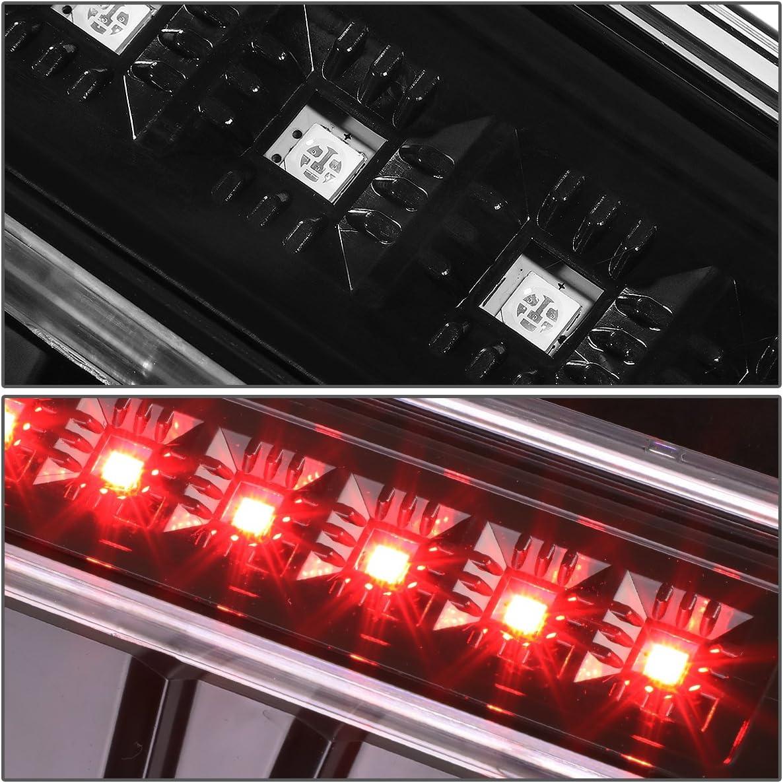 DNA motoring 3BL-JWR07-SM LED Third Brake Light,Smoke