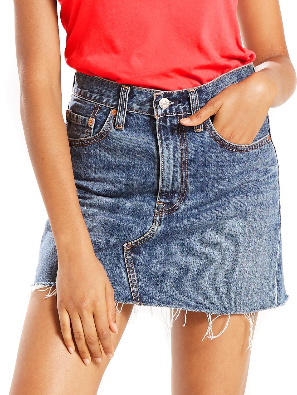 Levi's 34963 Deconstructed Skirt Skirt Women LEVIS