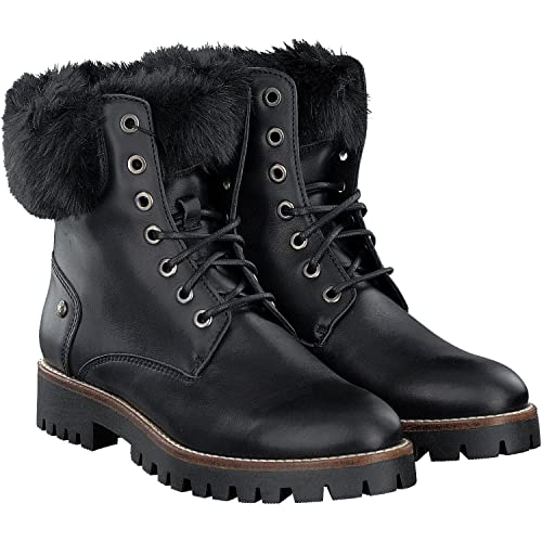Bota Panama Jack Tiffany B1 Negro 37 Negro: Amazon.es: Zapatos y complementos
