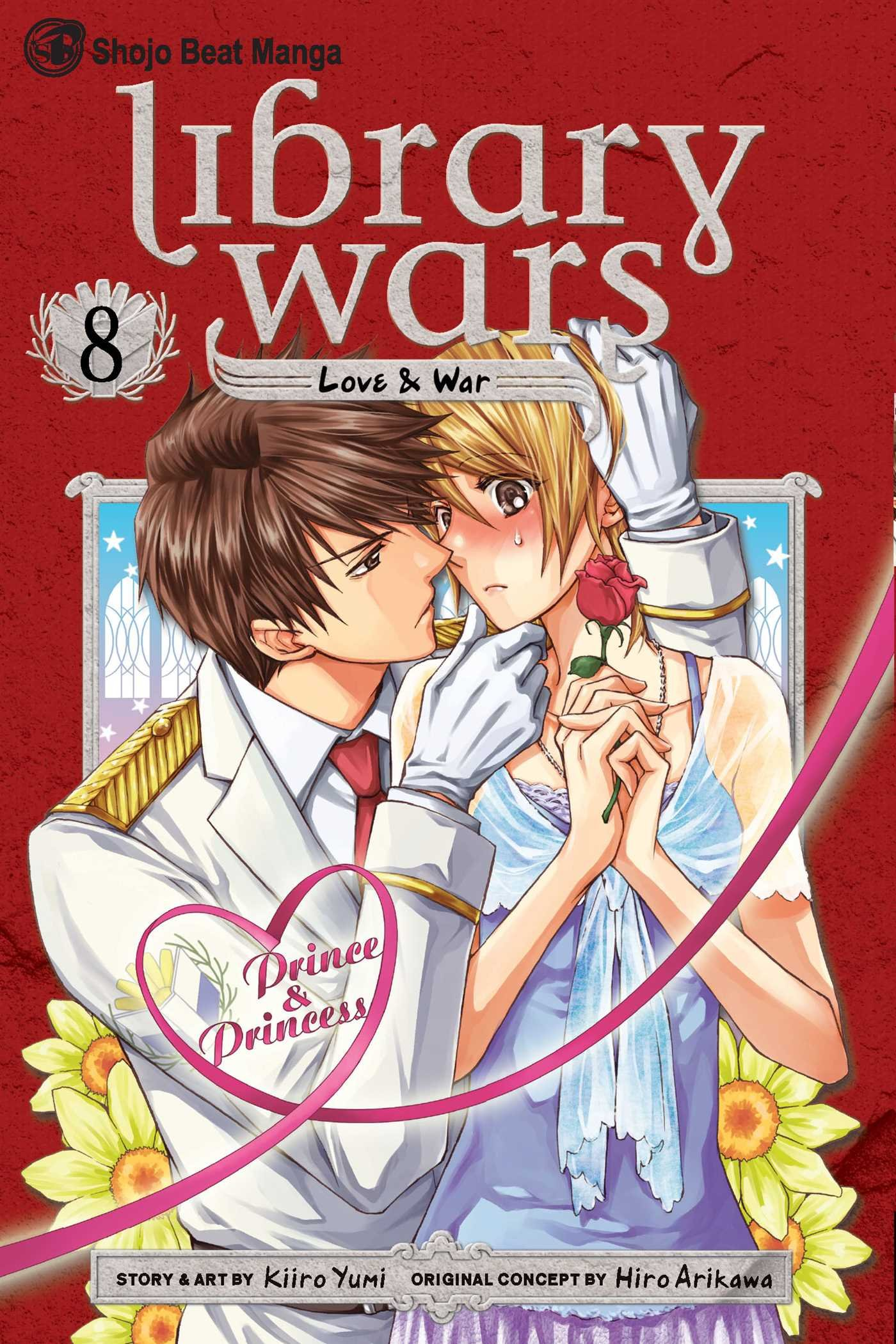 Download Library Wars: Love & War, Vol. 8 ebook