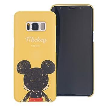 195c6cfd33 Galaxy Note8 ケース / Disney Mickey Mouse ディズニー ミッキーマウス ハード ケース / PC ポリカーボネート  カバー