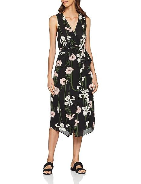 Warehouse Tiger Lily Midi, Vestido para Mujer: Amazon.es: Ropa y accesorios