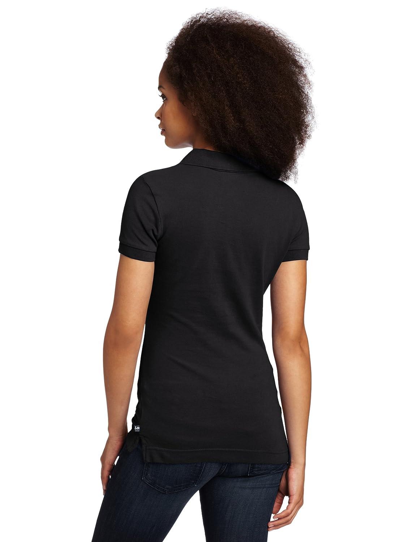 Lee Uniforms Juniors Stretch Pique Polo Shirt