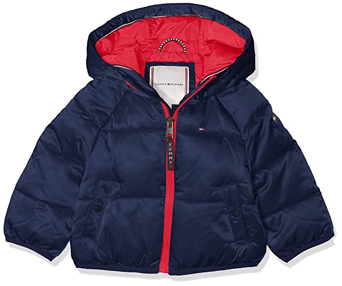 Tommy Hilfiger Recycled Short Puffer Chaqueta para Bebés ...