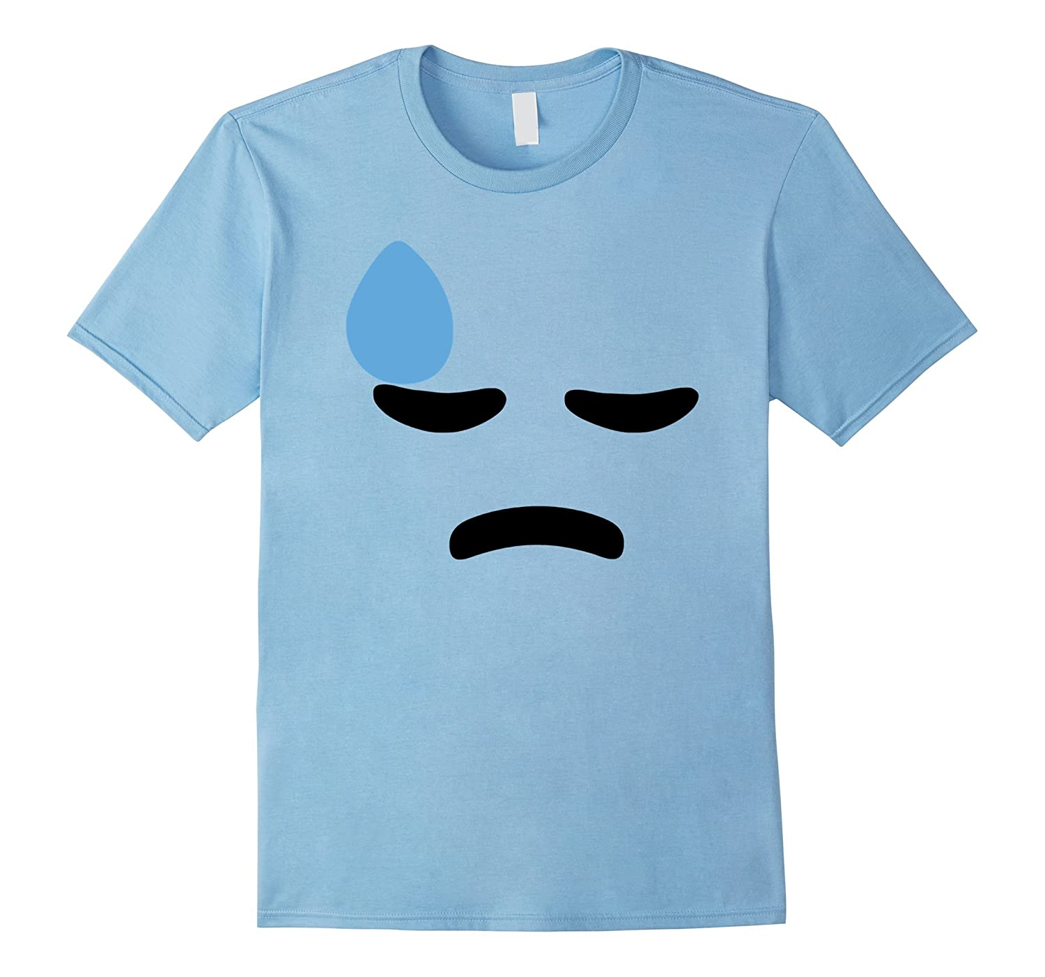 Sweat Emoji T-Shirt