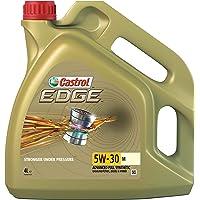 Castrol 15BF69 Edge Titanium 5W30 M 4L, Dorado