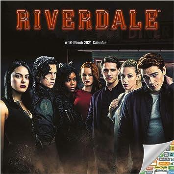 Amazon.: Riverdale Calendar 2021 Set   Deluxe 2021 Riverdale