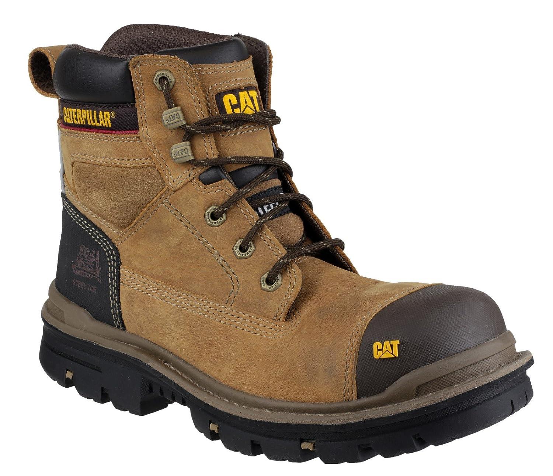Proteq Gravel S3 Cat WRKSCH.HG ZW. 41, Chaussures de sécurité Mixte Adulte Chaussures de sécurité Mixte Adulte Caterpillar GRAV00410