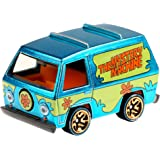 Hot Wheels id Vehicle, 1:64 Scale The Mystery Machine Vehicle with Embedded NFC Chip, World Race Collection, Physical…