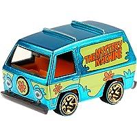 Vehículo de identificación Hot Wheels, escala 1:64 el vehículo misterioso con chip NFC integrado, colección World Race Collection, juego físico y digital para edades de 8 años y mayores, Multi (GVY30)