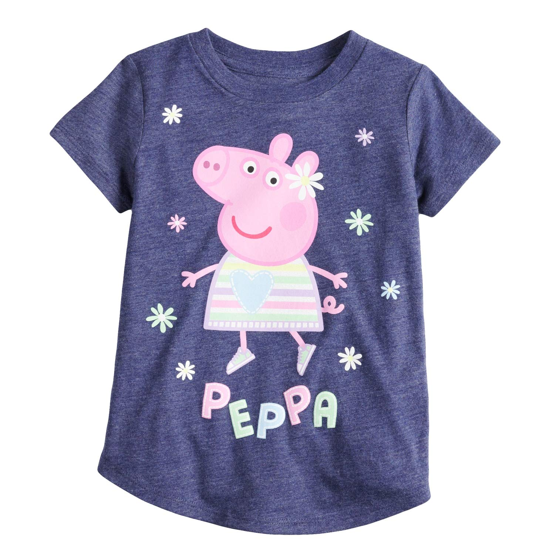 Best Nickelodeon Peppa Pig Toddler Bedding Set, Pink, 4 ...