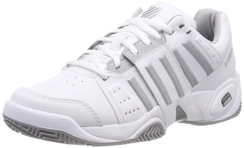 Blanc (blanc Highrise 107-m) K-Swiss Perforhommece Accomplish III, Chaussures de Tennis Femme 40 EU