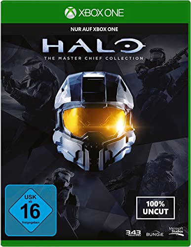 Microsoft Halo: The Master Chief Collection, Xbox One - Juego ...
