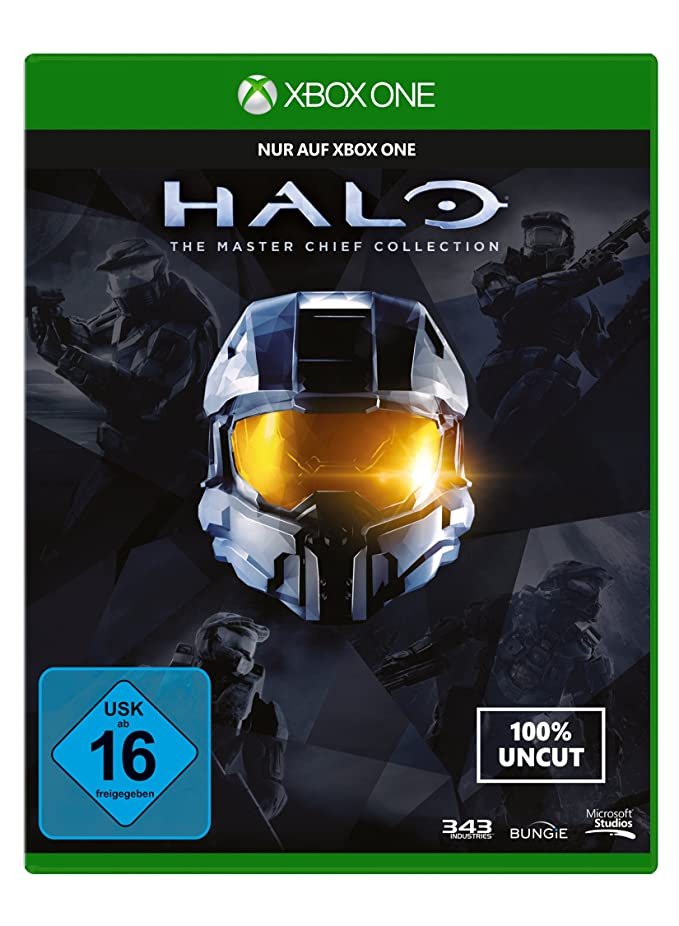 Microsoft Halo: The Master Chief Collection, Xbox One - Juego (Xbox One, Xbox One, FPS (Disparos en primera persona), 343 Industries, M (Maduro), Microsoft Studios)