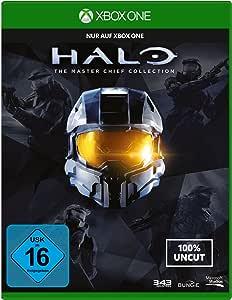 Microsoft Halo: The Master Chief Collection, Xbox One - Juego (Xbox One, Xbox One, FPS (Disparos en primera persona), 343 Industries, M (Maduro), Microsoft Studios): Amazon.es: Videojuegos