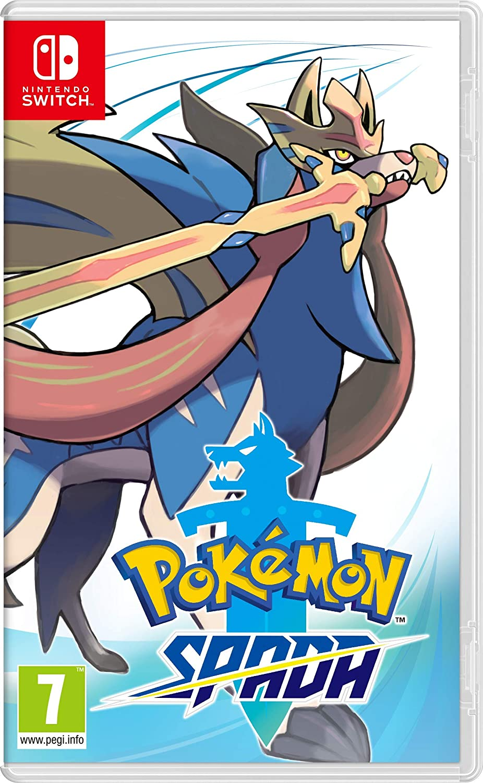 Pok�mon Spada - Nintendo Switch: Nintendo