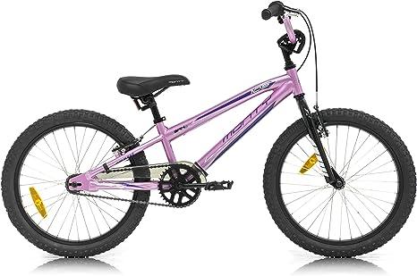 Monty 105 Bicicleta, Niños, Rosa, Talla Única: Amazon.es: Deportes y aire libre