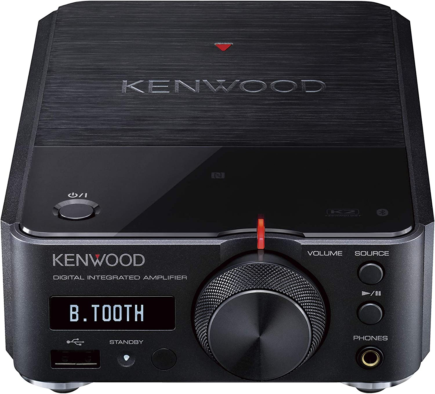 Amazon.com: Kenwood Amplificador integrado KA-NA9 (negro ...