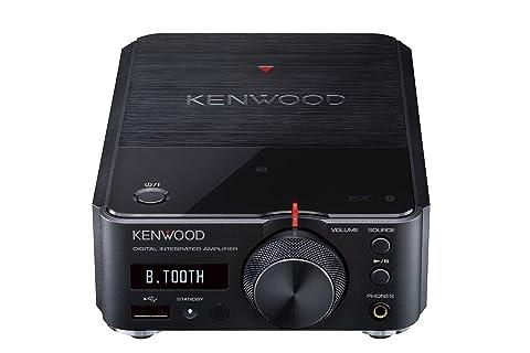 ケンウッド(KENWOOD) コンパクトアンプ Kシリーズ/Bluetooth・NFCに対応/ハイレゾ対応/高音質化技術 K2テクノロジー搭載 KA-NA9