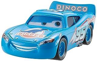 Disney/Pixar Cars Dinoco Lightning McQueen Diecast Vehicle Mattel CDP32