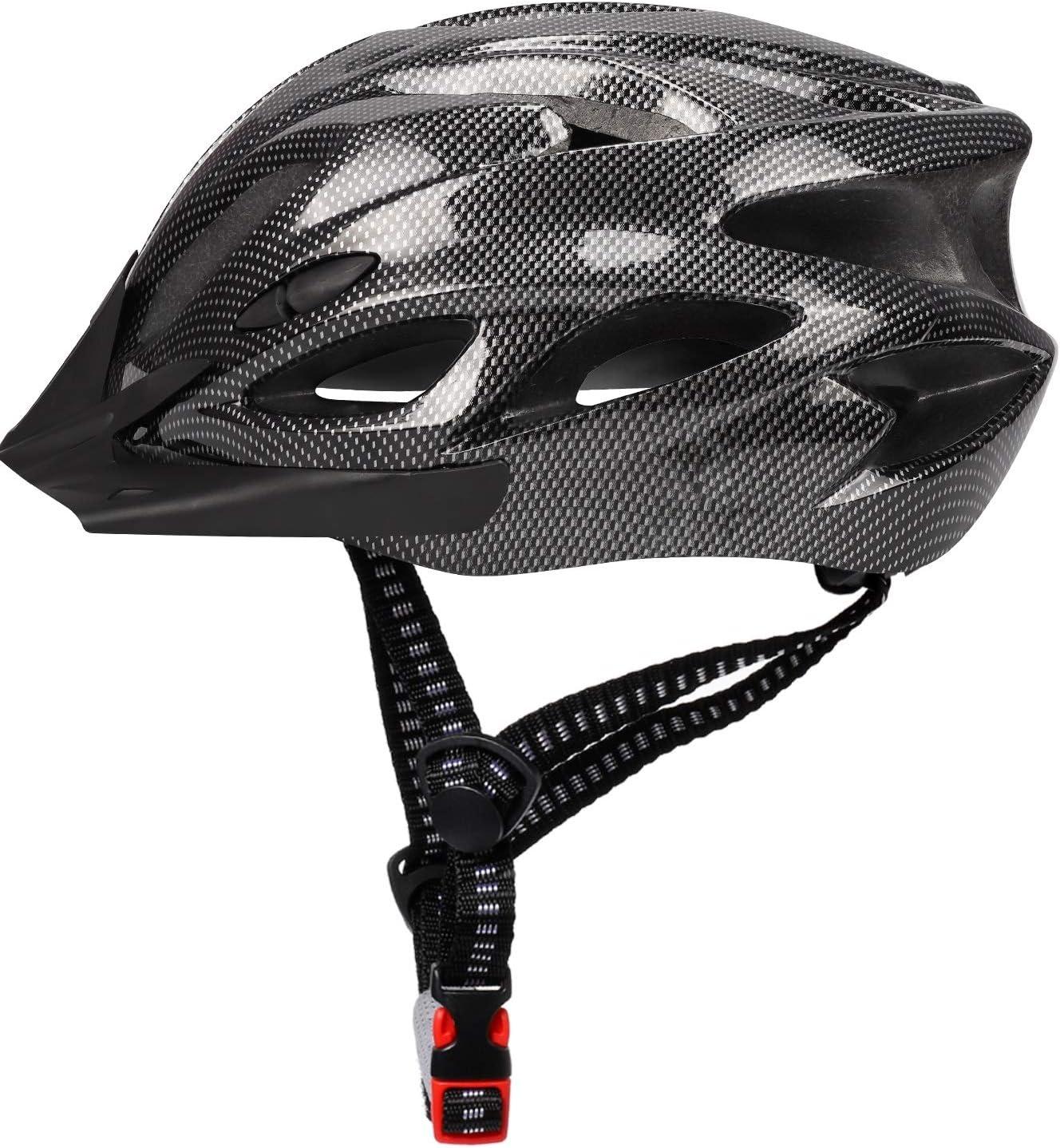 R2 Helmet Bike Helmet Radhelm Bike Helmet MTB Adults Mens Ladies Helmet