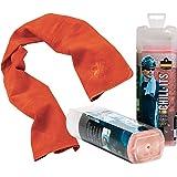 Ergodyne Chill-Its 6602 Evaporative Cooling Towel, Orange