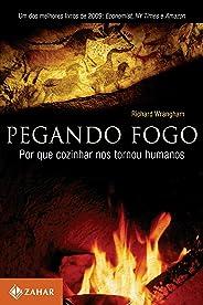 Pegando fogo: Por que cozinhar nos tornou humanos