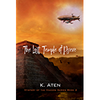 The Lost Temple of Psiere (Mystery of the Makers Book 2) book cover