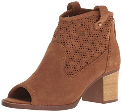 b77f4b8d4f7 Dirty Laundry by Chinese Laundry Women s Trixie Ankle Boot Camel Suede 5.5  ...