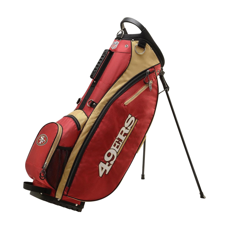 3ffacdb100bf Wilson 2018 NFL Carry Golf Bag