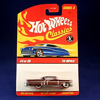 Amazon com: Hot Wheels Classics Series 3 GMC Motorhome 1:64