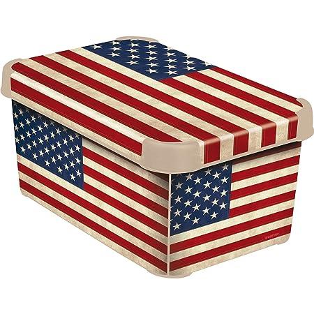 Curver Decorative Plastic Storage Box With Coverlid Stockholm S Custom Decorative Plastic Storage Boxes