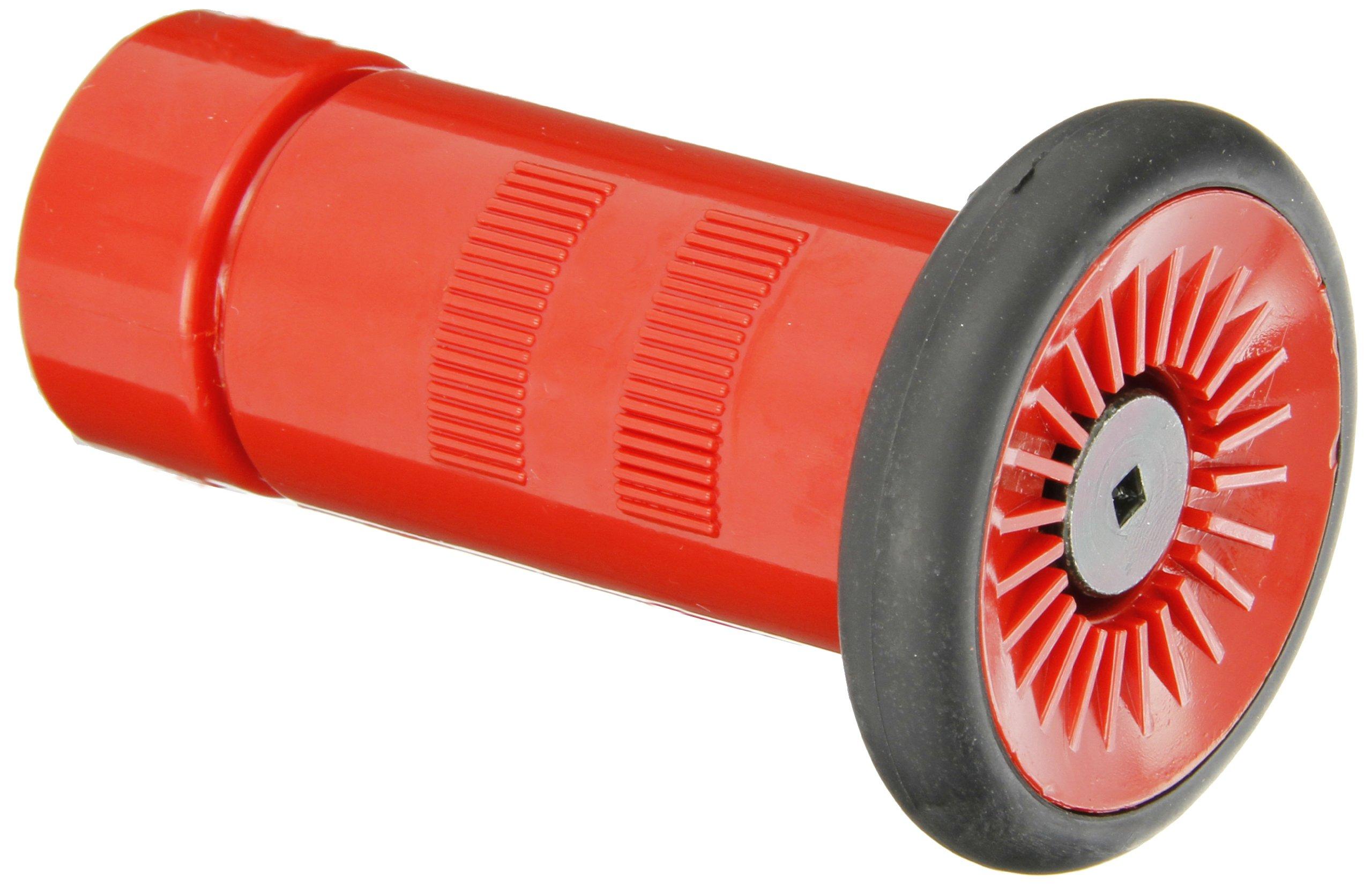 Dixon Valve CFB100S Thermoplastic Fire Equipment, Constant Flow Fog Nozzle, 1'' SIPT (NPSH)