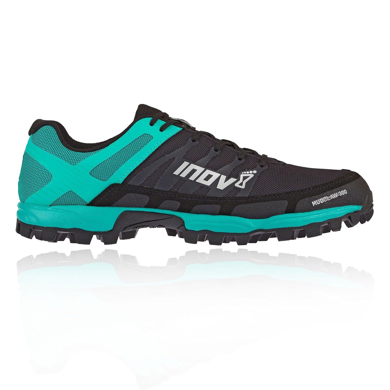 Inov8 Mudclaw 300 Damens's Trail Laufschuhe Laufschuhe Trail - AW18 schwarz 0eae20