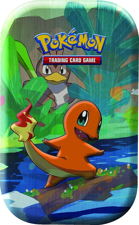Pokémon TCG: Kanto Friends Mini Tin
